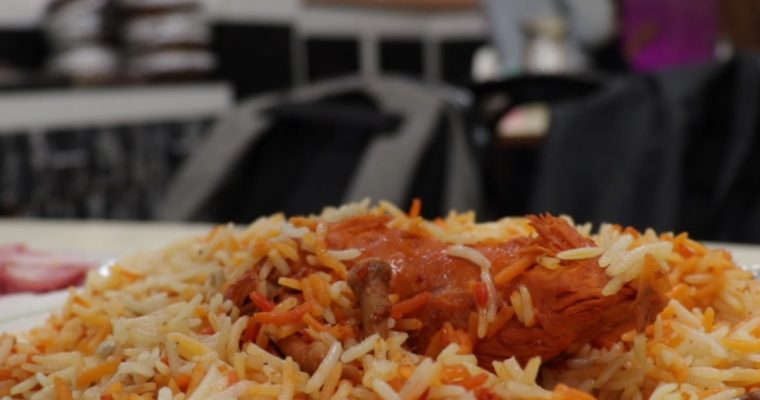 5 Places That Serves The Best Biryani In The Town