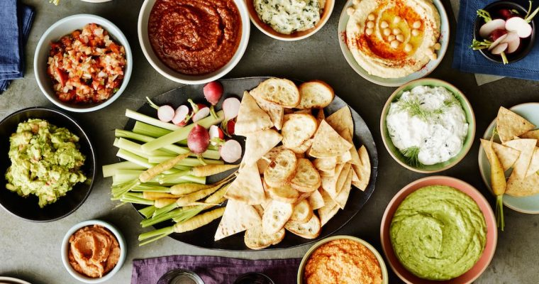 Dips: A Best Companion For Chips