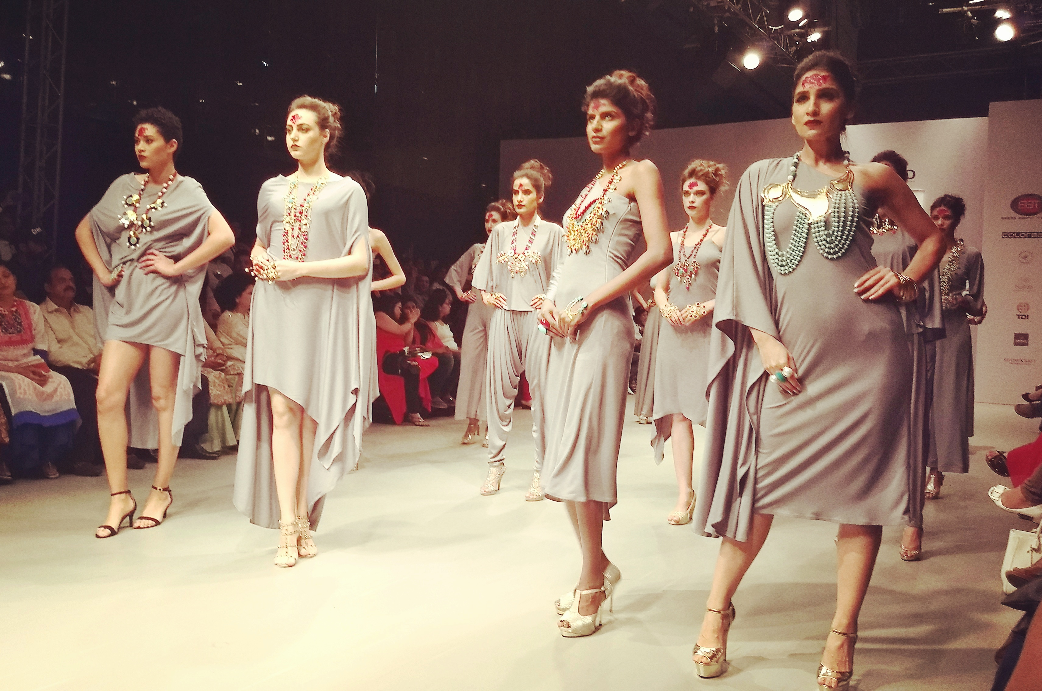 DAY-3 AT INDIA RUNWAY WEEK