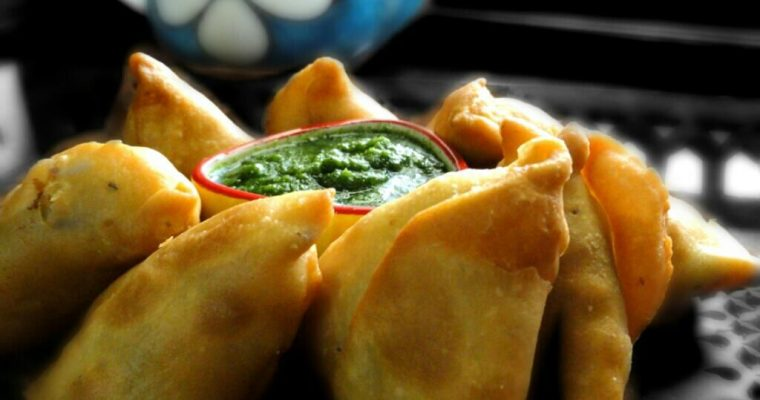Try These Variant Samosas And Surprise Yourself