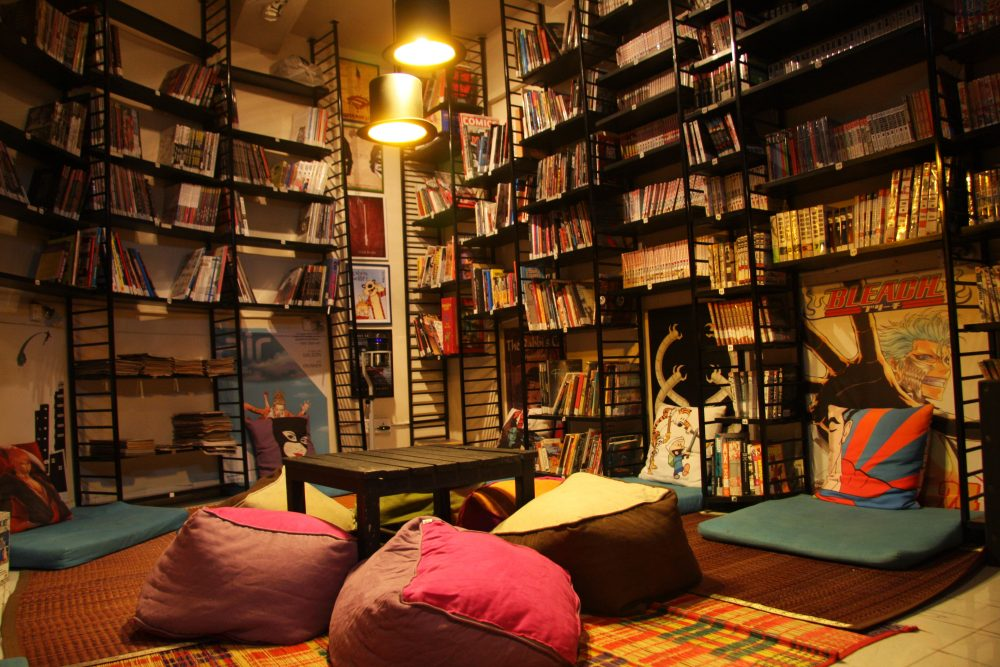 Must Visit Book Cafes in Delhi and Gurgaon