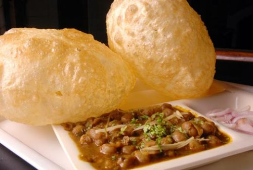 Chinese Chef Selling Bhaturas As Scallion Bubble Pancakes